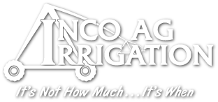 Inco Ag Irrigation - It's not how much... It's when